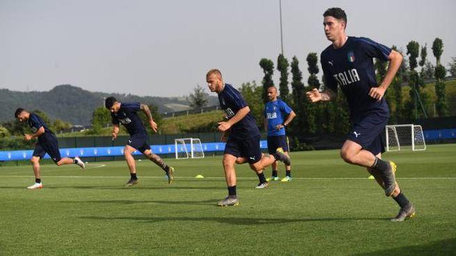 Calendario Italia Mondiali 2020.Europei Under 21 2019 Il Calendario L Emilia Romagna