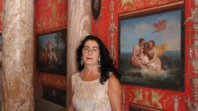 Cristina Cagianelli, archeologa e storica dell'arte