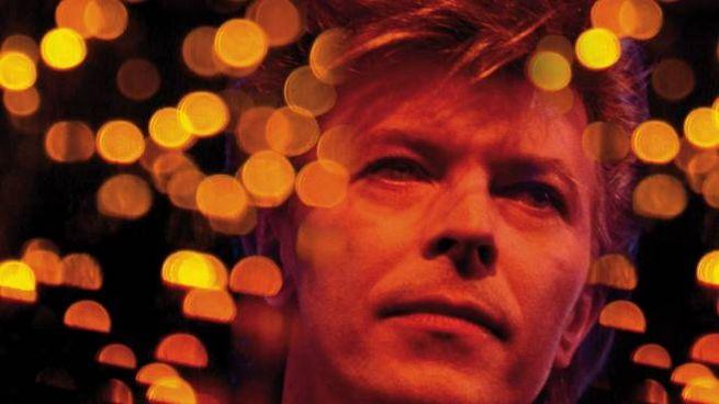 David Bowie ritratto da Guido Harari nel 1987