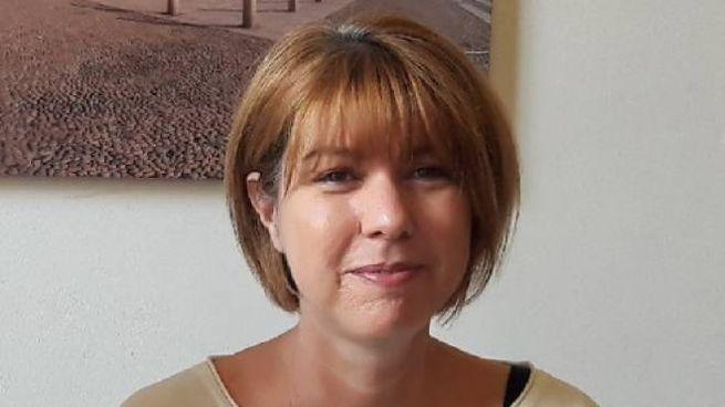 L'assessora Giuseppina Molinari