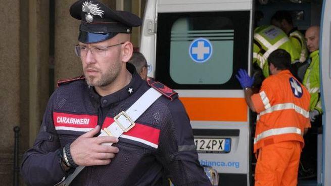 Due militari sono rimasti feriti mentre sedavano una rissa (foto di repertorio)
