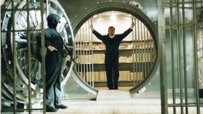 Una scena del film 'Inside man' diretto da Spike Lee