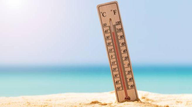 Meteo, ancora caldo africano