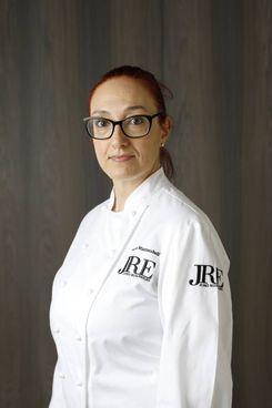 Aurora Mazzucchelli, in cucina sensibile e potente