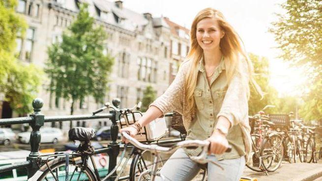 I Paesi Bassi hanno un atteggiamento amichevole verso i visitatori