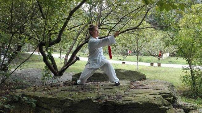 Mara Leni, campionessa e maestra di discipline orientali
