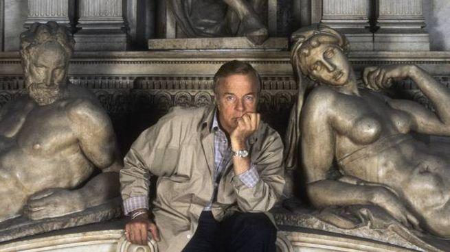 Franco Zeffirelli alle Cappelle Medicee a Firenze