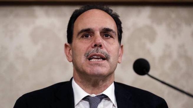 Andrea Marcucci, capogruppo al Senato del Partito Democratico (Ansa)