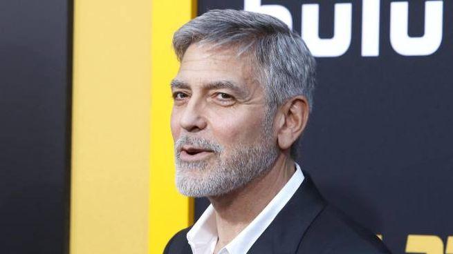 """Ci sarebbe anche Clooney tra le vittime dei """"Bonnie e Clyde italiani"""" (Ansa)"""