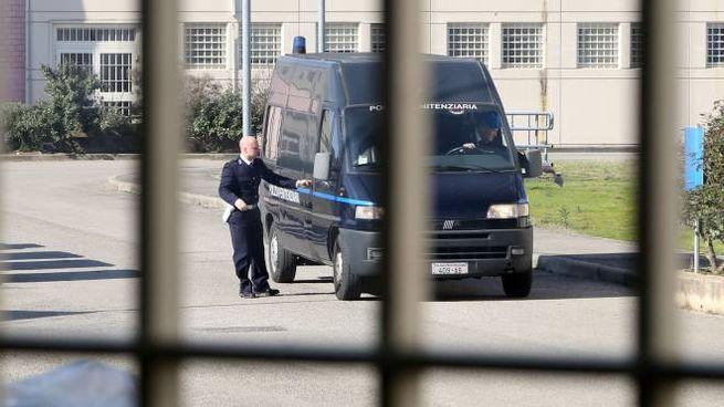 Polizia penitenziaria (Foto Crocchioni)