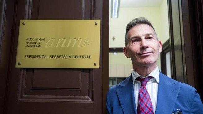 Luca Poniz, il nuovo presidente dell'Anm (Ansa)