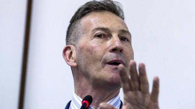 Il nuovo presidente dell'Anm Luca Poniz (Ansa)