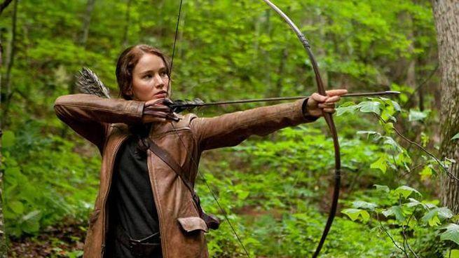 Una scena del primo 'Hunger Games' (2012) - Foto: Lionsgate