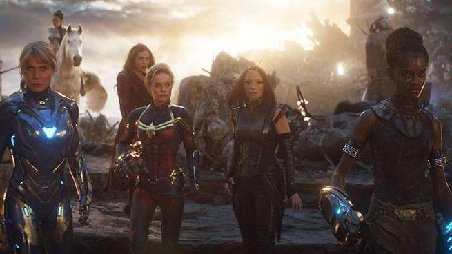 Una scena di 'Avengers: Endgame' - Foto: Marvel Studios
