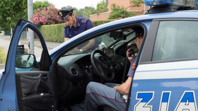 Polizia in una foto di repertorio