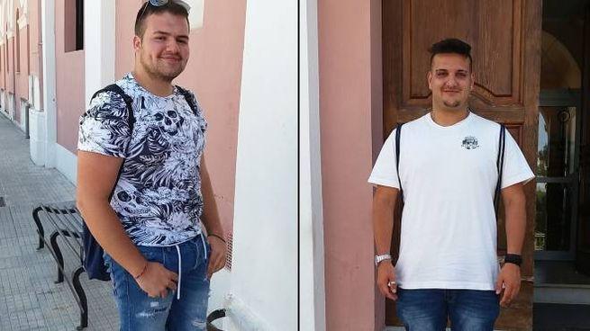 Edoardo Monacelli e Alessio Anderlini