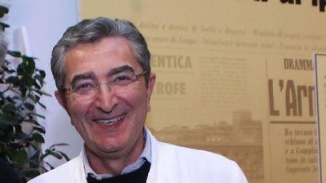 Il professor Marco Carini (foto Marco Mori/ New Press Photo)