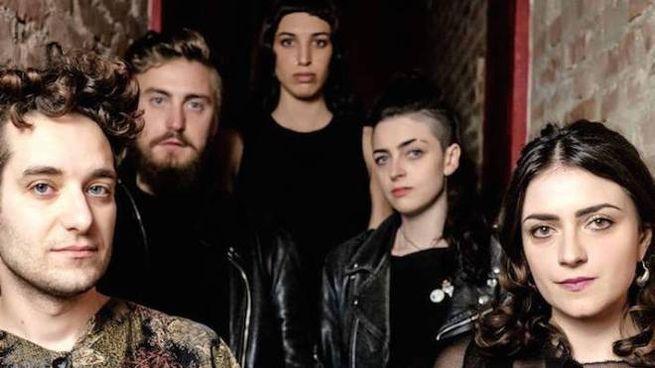 Il gruppo rock La Rappresentante di Lista