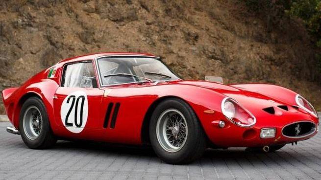 Ferrari Gto modello originale