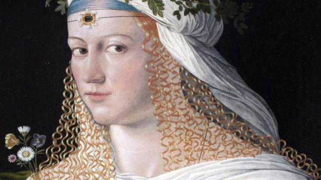 Il dipinto di Bartolomeo Veneto per alcuni studiosi è un ritratto di Lucrezia Borgia