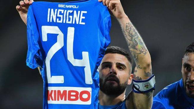 Lorenzo Insigne, 28 anni