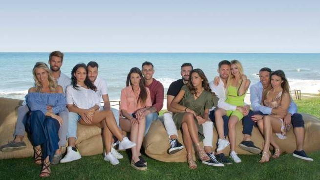 Il cast di Temptation Island 2019 (Mediaset)