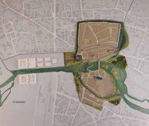 Il progetto firmato da Leonardo prevedeva la realizzazione di una città reale