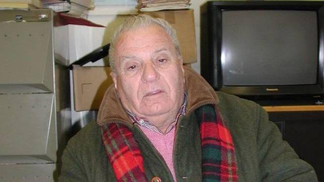 Mario Brotini in una immagine di qualche anno fa