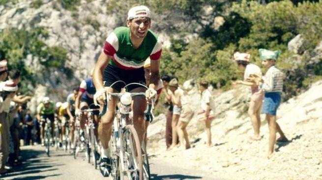 Gastone Nencini al Tour de France del 1957