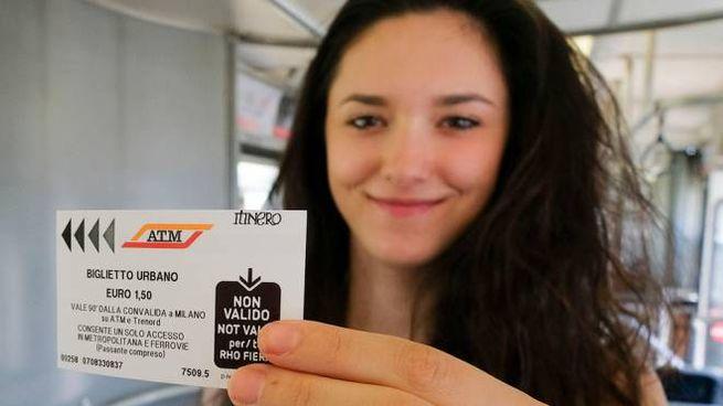Nuove tariffe biglietto Atm