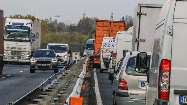 Traffico in Fipili (Fotocronache Germogli)