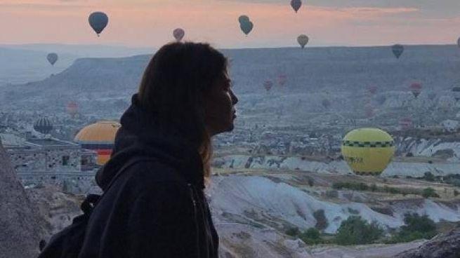 Una delle foto di Francesca Fioretti in viaggio (da Instagram)