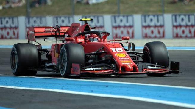 Formula 1, Charles Leclerc (LaPresse)