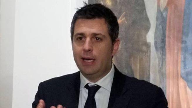 L'ex sindaco di Matelica, Alessandro Delpriori, coinvolto in un incidente (Calavita)