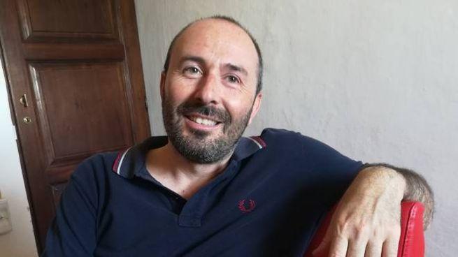 L'assessore alle culture Dario Danti