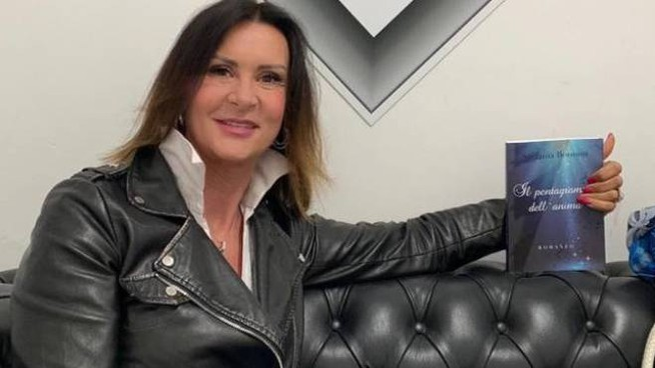 La scrittrice Stefania Bonomi