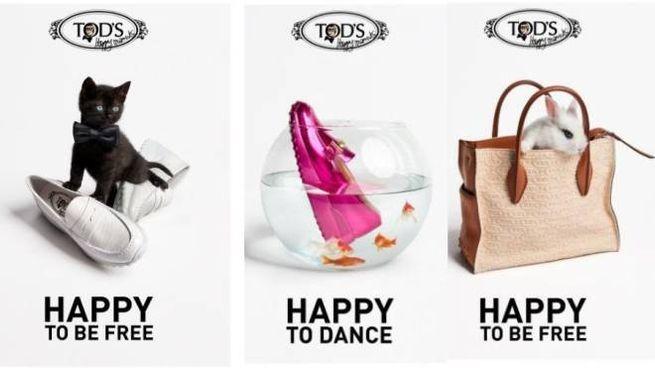 Tre proposte della capsule Tod's Happy Moments by Alber Elbaz