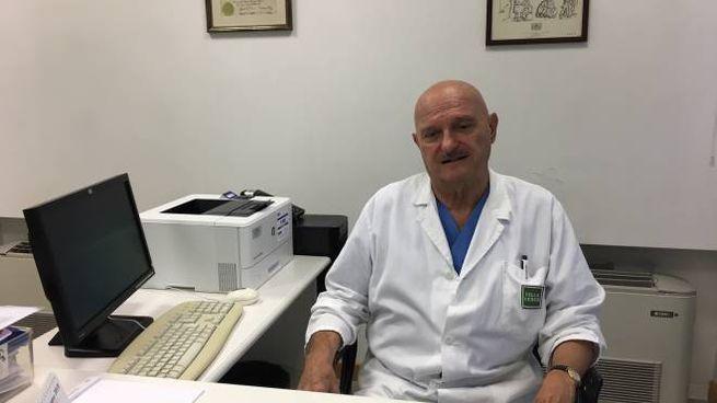 Il professor Giuliano Bedogni