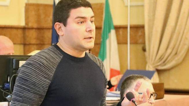 Massimiliano Minorchio, assessore comunale delegato ai Lavori pubblici