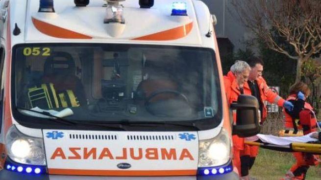 Incidente sulla Salaria, rapido l'intervento del 118 di Ascoli