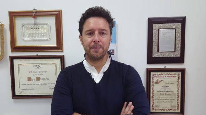 Fabrizio Rossi, assessore all'Urbanistica