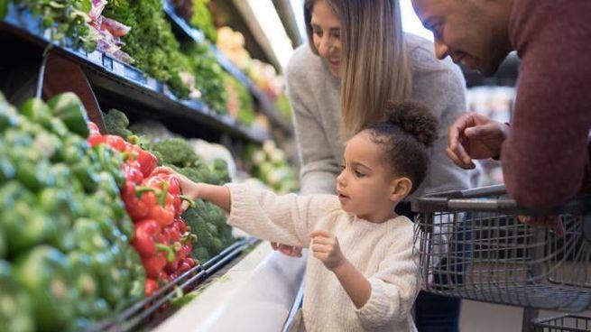 I figli aiutano le famiglie a mangiare meglio