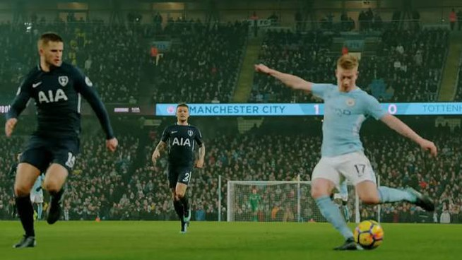Screenshot del trailer di 'All or Nothing: Manchester City' - Foto: Amazon