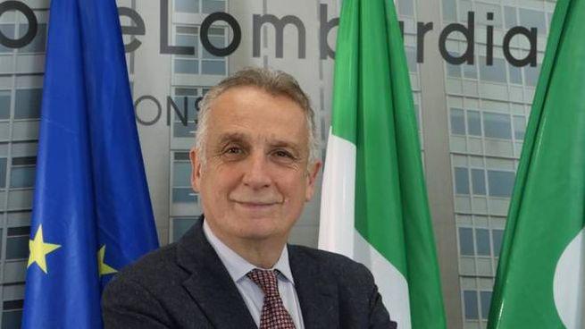 Il consigliere regionale Raffaele Straniero