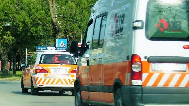 Bambino investito a Fano, conducente rischia il linciaggio (foto d'archivio)