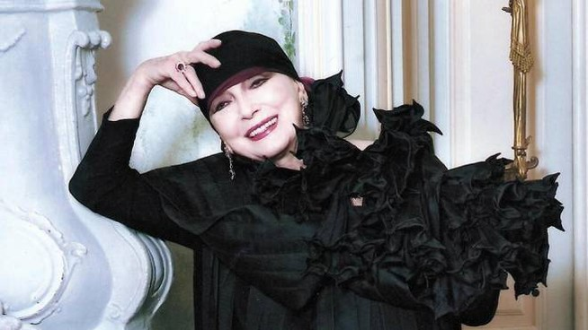 Valentina Cortese (Ansa)