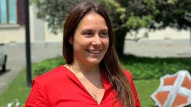 La neo ministra Alessandra Locatelli (Ansa)