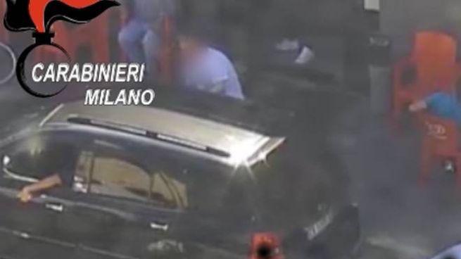 Intercettazioni dei carabinieri