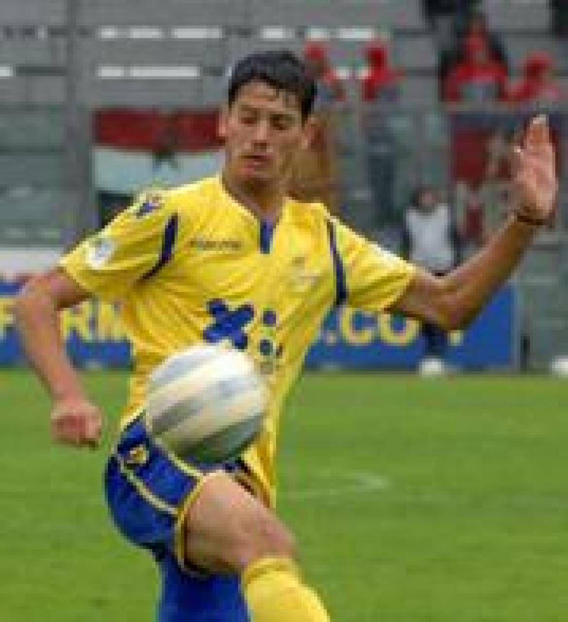Samuele Maurizi, centrocampista classe '95.