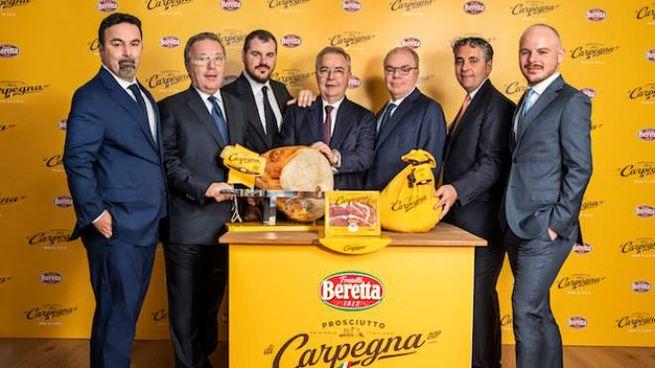 Il prosciutto di Carpegna è sbarcato anche in America